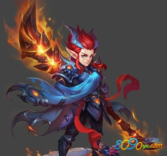 梦幻西游手游巨魔王是用什么武器 巨魔王武器效果怎么样图片
